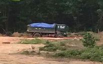 Đoàn xe 'đất tặc' tung hoành: Lực lượng chức năng không biết (Kỳ cuối)