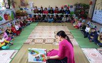 Trường Mầm non Hưng Lộc nỗ lực xây dựng trường chuẩn Quốc gia