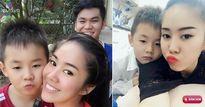 Sao Việt 24h qua: Lê Phương hạnh phúc vì con trai gọi Trung Kiên là ba