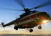 Bình Thuận: Máy bay trực thăng cứu 5 ngư dân