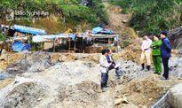 Xử lý nghiêm vi phạm trong lĩnh vực tài nguyên khoáng sản