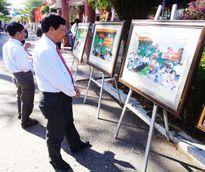 Triển lãm lịch sử hình thành tỉnh Đồng Tháp