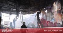 Cháy nổ cực lớn xưởng sơn hàng nghìn m2 ở TP.HCM