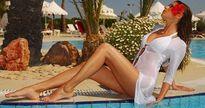 Tiếc nuối trước nhan sắc người mẫu Italy bị bạn trai cũ tạt axit