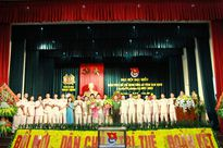 Tưng bừng Đại hội Đoàn thanh niên Công an tỉnh Nam Định lần thứ VI