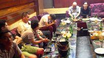 17 thanh niên từ Sài Gòn xuống Cần Thơ 'phê' ma túy