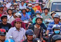 Tranh cãi đề xuất cấm xe máy ở TP. HCM