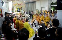 Những hình ảnh nghẹn ngào trong đám tang nghệ sĩ Thanh Sang