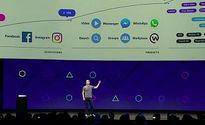 """Smartphone sắp bước vào thoái trào, Facebook chuẩn bị thế giới """"không màn hình"""""""