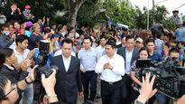 Hiện thực lời hứa của Chủ tịch Chung với dân Đồng Tâm
