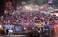 'Chưa nói cấm nhưng phải kiểm soát phương tiện cá nhân' ở Sài Gòn