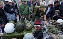 Những khu chợ bán hàng 'độc' chỉ có ở Việt Nam