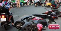 24 người chết do tai nạn giao thông trong ngày nghỉ lễ 1-5