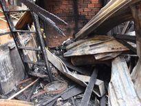 Xác định nguyên nhân vụ cháy nổ khu Mả Lạng trong đêm