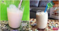 Sinh tố mãng cầu sữa chua tươi mát ngày hè
