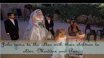 Những khoảnh khắc xúc động và lãng mạn trong lễ cưới của Angelina và Brad Pitt