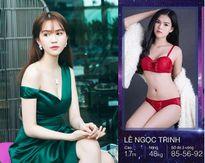 Ngỡ ngàng nhan sắc bản sao của Mỹ Tâm đi thi Hoa hậu Hoàn vũ Việt Nam 2017