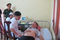 Bệnh viện Quân y 4 khám bệnh, cấp thuốc miễn phí cho thương binh, bệnh binh tại Nghệ An