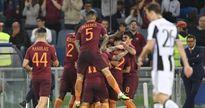 Toàn cảnh AS Roma phá hỏng tham vọng vô địch sớm của Juventus