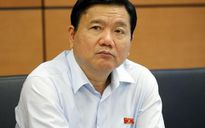 Ông Đinh La Thăng chuyển về đoàn đại biểu Quốc hội Thanh Hóa