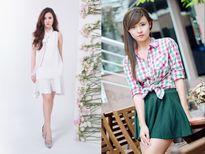 Những chiếc váy mùa hè đơn giản nhưng đẹp và chưa bao giờ lỗi mốt của Midu