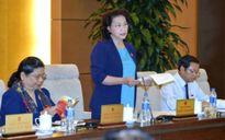 Ông Võ Kim Cự sẽ vắng mặt ngay từ phiên khai mạc kỳ họp Quốc hội đầu tuần tới