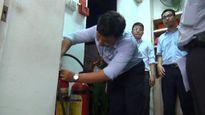 Kiểm tra PCCC trên địa bàn phường Bến Thành