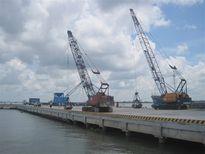 Hậu Giang vận hành cảng tiếp nhận tàu 20.000 DWT
