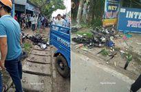 CLIP HOT NHẤT TRONG NGÀY: Xe tải gây tai nạn kinh hoàng ở Đồng Nai, trâu rừng đuổi sư tử chạy 'trối chết'