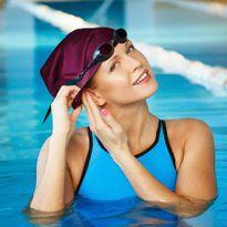 Cách chăm sóc tóc sau khi đi bơi