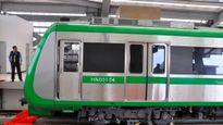 Mở cửa tham quan đoàn tàu tuyến đường sắt Cát Linh - Hà Đông