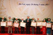 Giải thưởng Hồ Chí Minh, Giải thưởng Nhà nước về văn học nghệ thuật đợt 5 vinh danh 113 tác giả