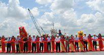 Vinalines Hậu Giang khánh thành cầu cảng số 1- 20.000 DWT