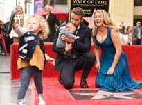 Sao Hollywood và những khoảnh khắc ngọt ngào bên các con