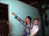 Nỗi lo lắng của người dân vùng động đất gần thủy điện Sông Tranh