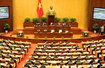 Đúng 9h, Quốc hội bước vào phiên khai mạc