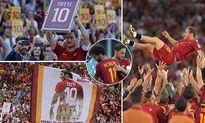 Hạ màn Serie A 2016/17: Roma giành ngôi Á quân đầy cảm xúc