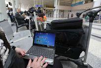 Lo khủng bố, Mỹ có thể cấm laptop trên toàn bộ chuyến bay quốc tế