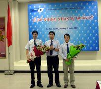 Bổ nhiệm 2 Phó Giám đốc VNPT Hà Nội