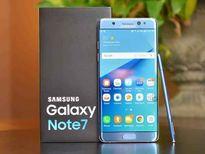 Samsung Galaxy Note 7 tân trang sẽ qua mặt những đối thủ nào?