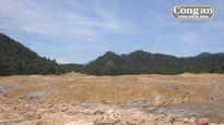 Nấp bóng trồng rừng để khai thác vàng sa khoáng trái phép