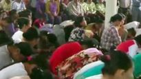 Lễ tang nạn nhân rơi máy bay ở Myanmar