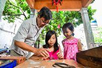 Tìm về nơi giữ lửa nghề Đậu bạc truyền thống làng Định Công