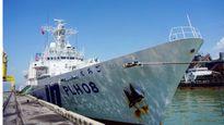 Tàu của lực lượng phòng vệ Nhật Bản thăm Đà Nẵng