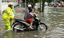 22 'điểm đen' ngập úng ở Hà Nội sau cơn mưa trút nước