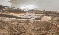 Thái Nguyên: Công ty cổ phần Kim Sơn bị 'tố' xả thải trái phép, gây ô nhiễm môi trường