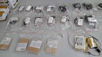 Thu giữ hàng loạt thiết bị siêu nhỏ phục vụ gian lận thi cử