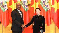 Việt Nam - Haiti ưu tiên hợp tác 4 lĩnh vực trọng tâm