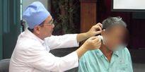 Ca bệnh hy hữu: Suýt mất tai vì kẹt tăm nhang trong lỗ rò