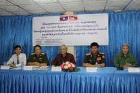 Đẩy mạnh hợp tác thương mại Việt Nam - Lào